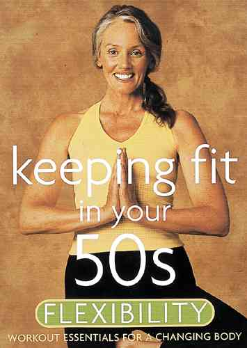 KEEPING FIT IN YOUR 50S:FLEXIBILITY BY JOSEPH,CINDY (DVD)