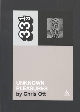 Unknown Pleasures By Ott, Chris